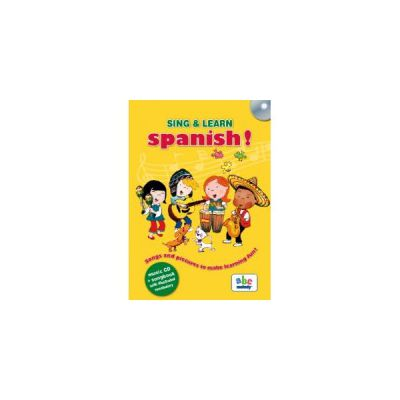 Sing & Learn - SPANISH
