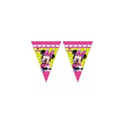 Banner 11 stegulete Minnie Bow-tique