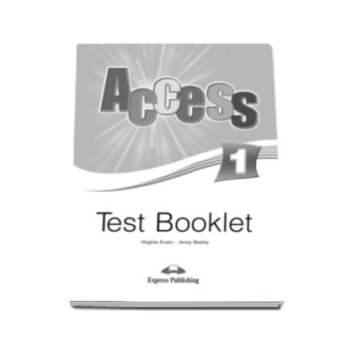 Access 1 Test Booklet Beginner (A1)