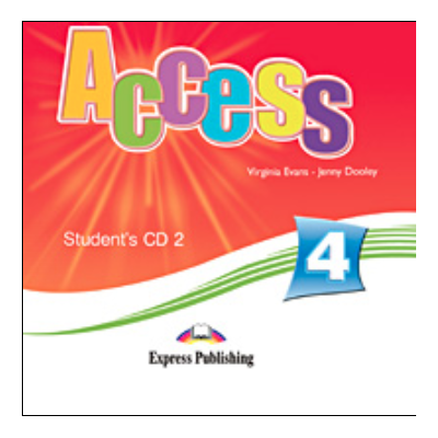 Access 4. Students audio CD 2 (Intermediate B1)