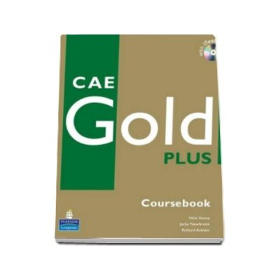 CAE Gold Plus. Manual clasele, a XI-a L1, XII-a - L2