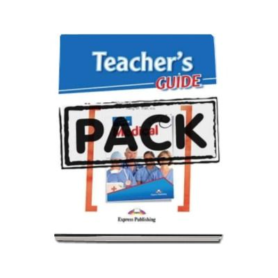 Career Paths. Medical Teachers Guide whith Students Book, Audio CDs and Cross-platform Application