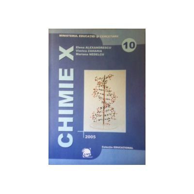 Chimie manual clasa a X-a