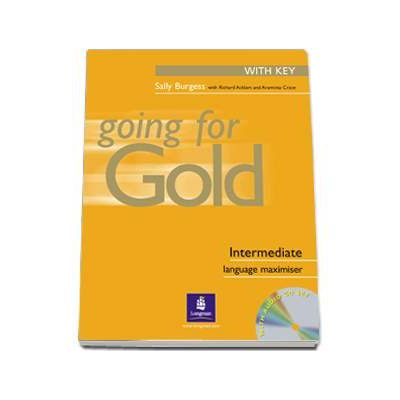 Going for Gold. Intermediate Language Maximiser with Key