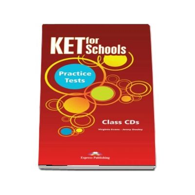 KET for Schools Class CD. Practice tests set 5 CD