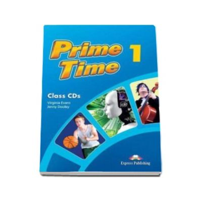 Prime Time 1, Class CDs (4 CD)