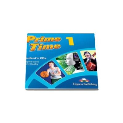 Prime Time 1, students CDs (2 CD)