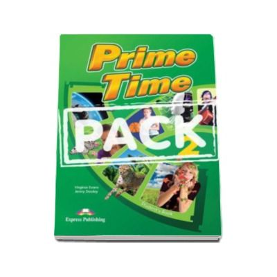 Prime time 2 students book with ieBook