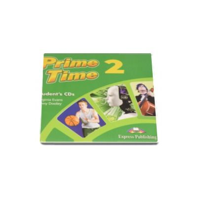 Prime Time 2, students CDs (2 CD)