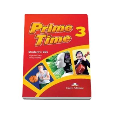 Prime Time 3, students CDs (3 CD)