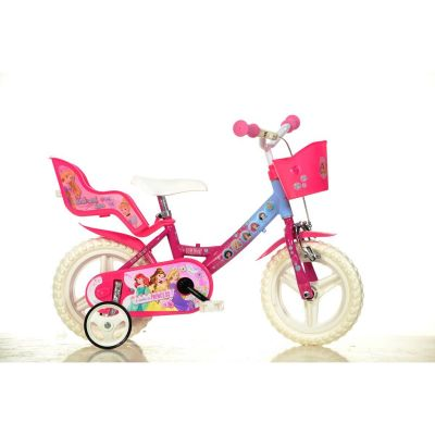 DINO BIKES Bicicleta copii 12'' Princess