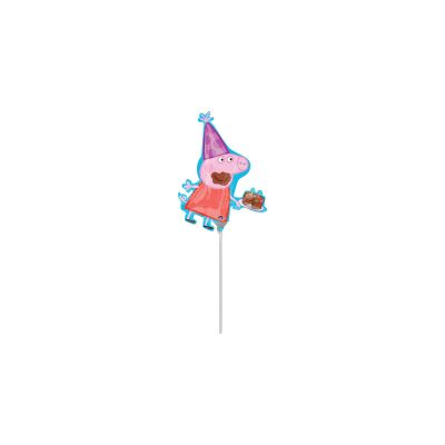 Balon mini figurina Peppa Pig