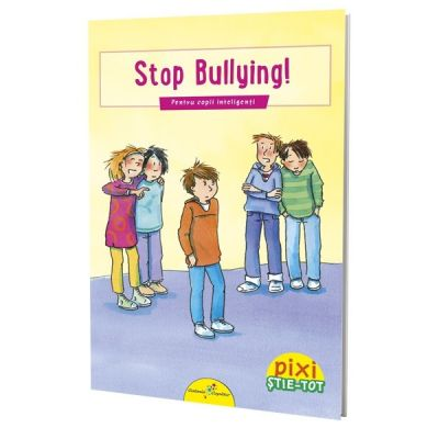 PIXI STIE-TOT. Stop bullying